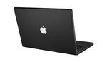 MacBook Black Back